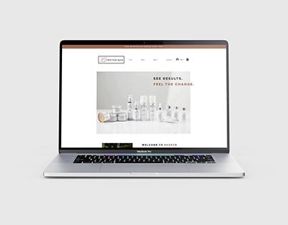 ShopVB Website Design