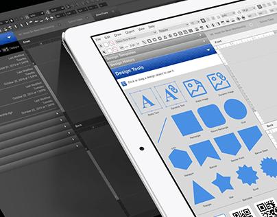 Application Design Concept (UI/X)