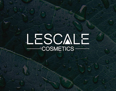 Design for Lescale Cosmetics