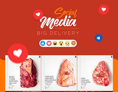 Big Delivery │ Social Media