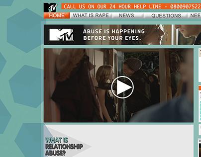 MTV - Abuse campaign