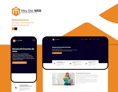 Projeto: Meu Site Web