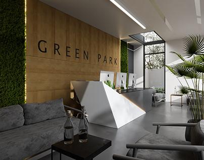 Sales Office Green Park