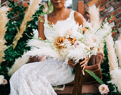 5 Points Styled Shoot