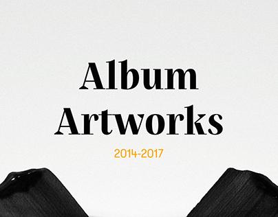 Album Artworks (2014-2017)