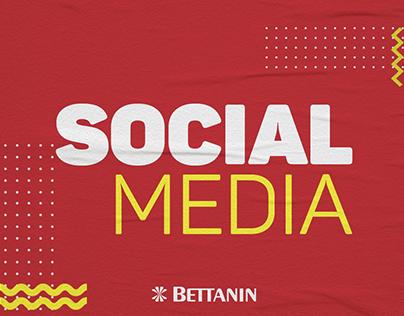Conteúdo para Social Media • Bettanin