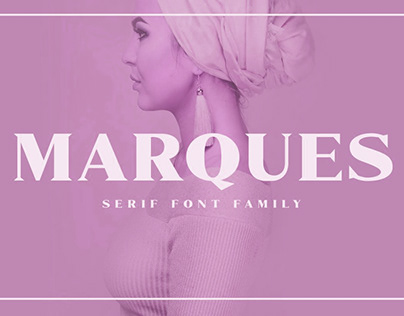 Marques Modern Serif Font Free Demo