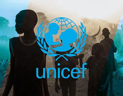 UNICEF france - REDESIGN