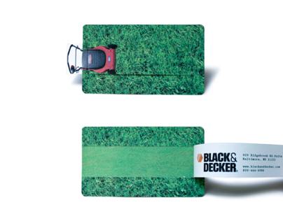 Black & Decker Business Card