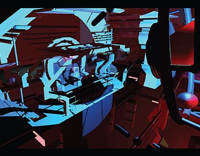 Vertigo -Motion Controlled VR Game // BA senior project