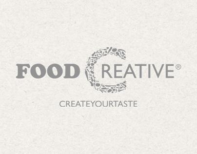 Food Creative website