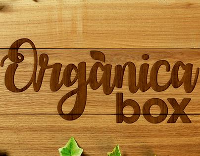 Construção de Marca - Orgânica Box