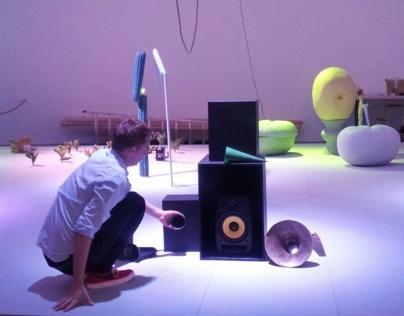 Interactive Workshops @ Migros Museum (w/ Brady Marks)