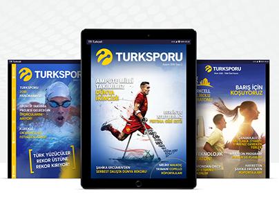 turksporu - sports culture magazine