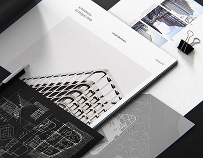 Kliman Vladislav | architect | portfolio | 2017-2020