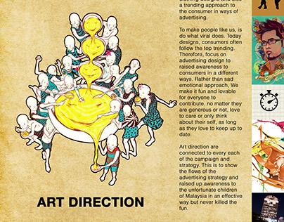 Exhibition Concept Project