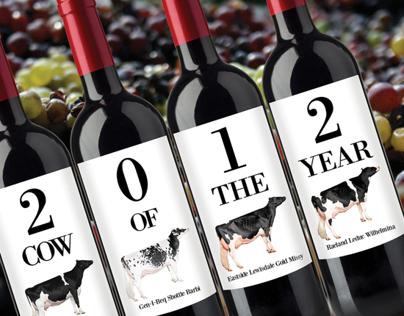 Holstein Canada | 2012 Cow of Year Brochure