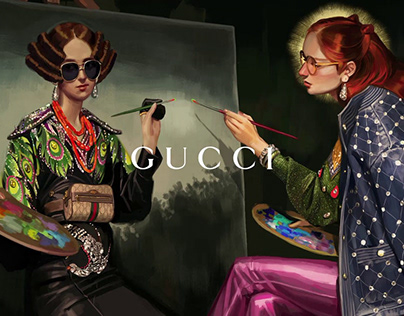 Gucci Hallucination /