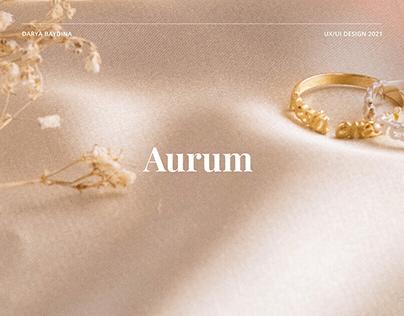 Aurum — jewelry store