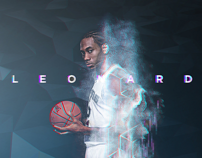 "Kawhi Leonard ""The Cybernetic Klaw"""