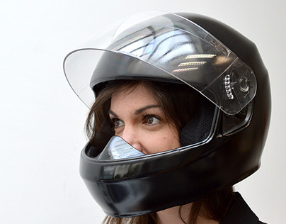 Moto Helmet for Zortrax