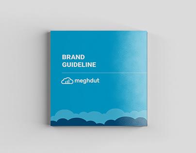 Brand Guideline Design: Meghdut
