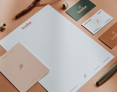 Boustan - Brand Identity