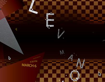 Lev Manovich Poster