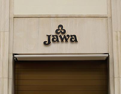 Jawa logo design