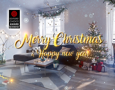 Unreal Engine 4 Sweden Christmas Cinematic