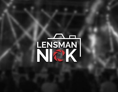 Lensman Nick   Branding