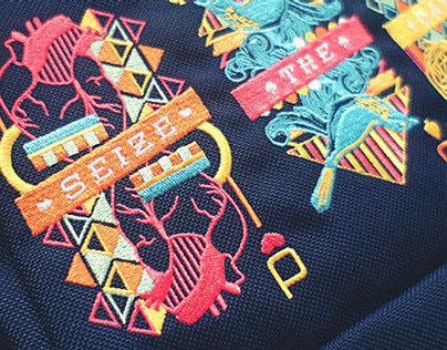 JanSport x Bratpack Limited Edition Bag