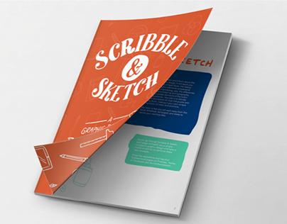 Scribble & Sketch: A Puzzle & Activity Book
