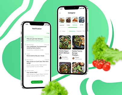 Smmaki apps for your favorite recipes!