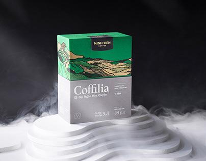 Coffilia - Instant 3 in 1