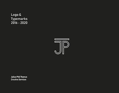 Logo & Typemarks 2016 - 2020