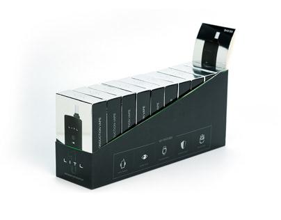 LITL 1 Vaporizer Package Design
