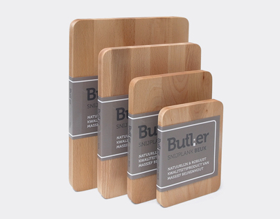Logo and Photography for Butler products