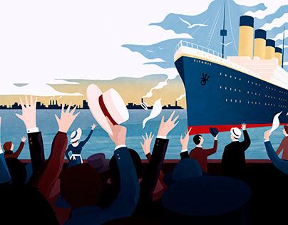 Titanic. Petit Sàpiens magazine