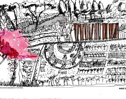 Competition: Slant Open International Landscape Design