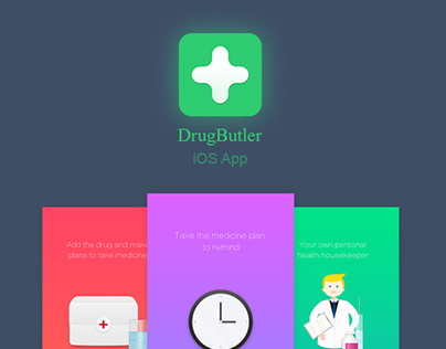 "A medication to remind the app for ""DrugButler"""