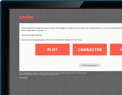 Web / Mobile - Responsive, JavaScript, HTML5