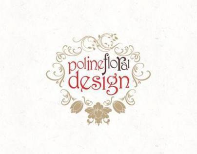 Poline Floral Design - Logo