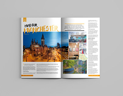 Editorial Design: Travel