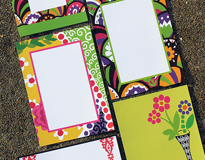 Paper Construction Spring Stationary Collection 2
