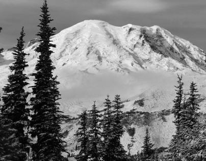 Sunrise - Mt Rainier National Park, Washington