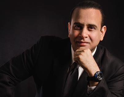 Business Profile shoot Mr. Nikhil Nanda (MD of Escorts)