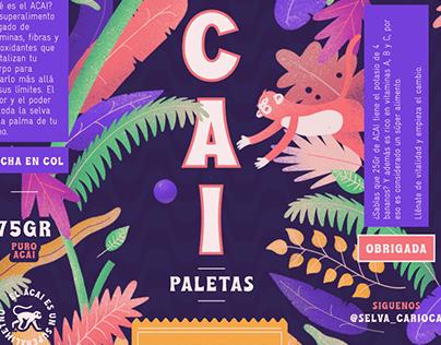 Selva Carioca - Açai Bar