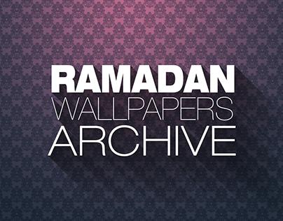 Ramadan Wallpapers Archive |  أرشيف خلفيات شهر رمضان