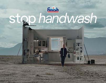 FINISH - Stop Handwash // Müge Anlı